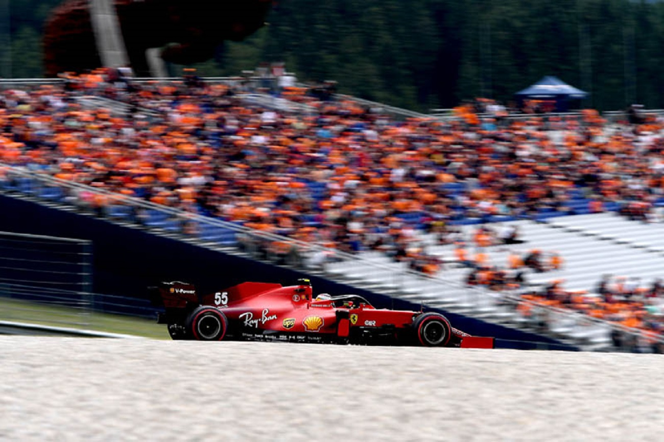 GP Austria: il venerdì della Ferrari