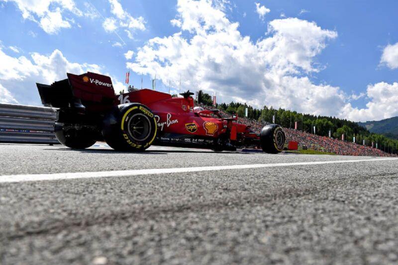 GP Austria: il sabato della Ferrari