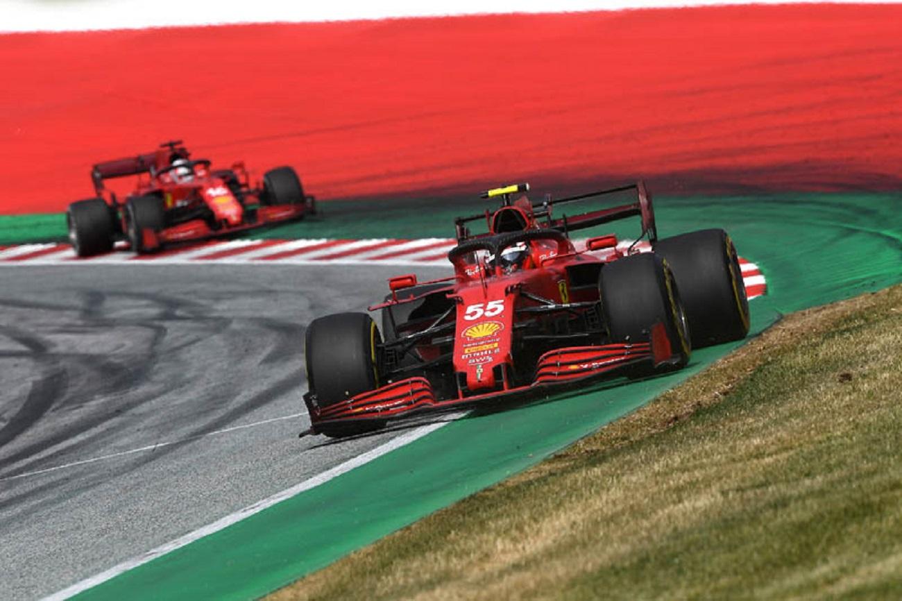GP Austria: le interviste post-gara ai piloti Ferrari