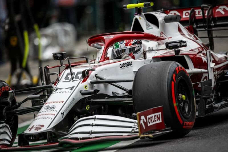 GP Austria: il venerdì di Alfa Romeo Racing