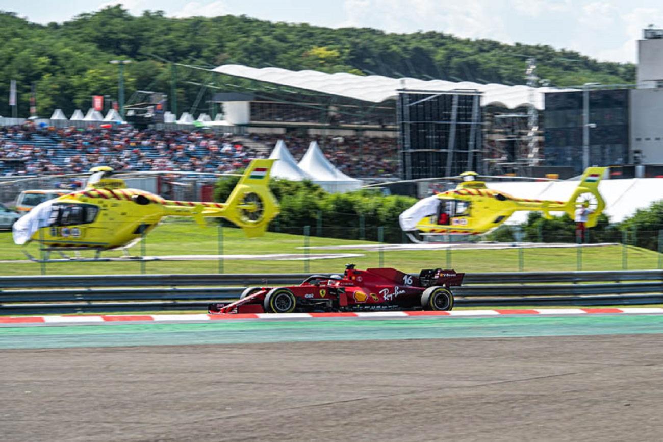 GP Ungheria 2021: il venerdì della Ferrari