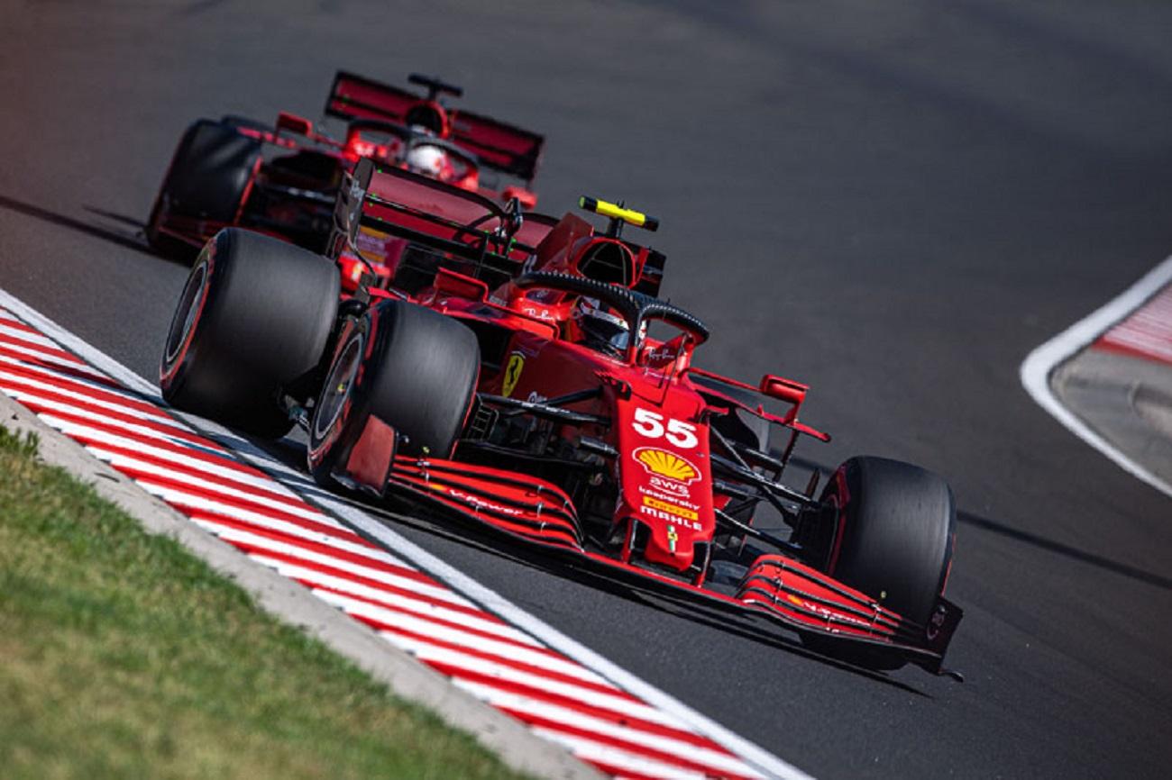 GP Ungheria 2021: il sabato della Ferrari