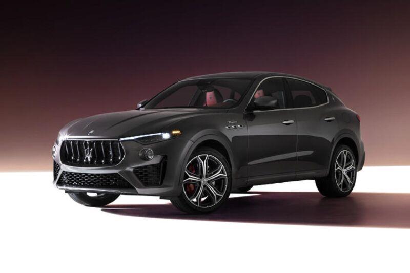 Maserati svela nuovi allestimenti per Ghibli, Levante e Quattroporte