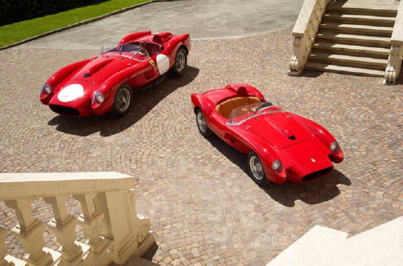 Ferrari Testarossa J