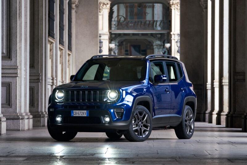 Jeep Renegade 4xe