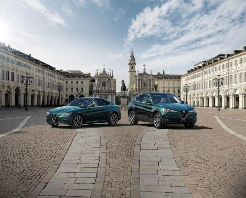 Alfa Romeo Giulia e Stelvio finalmente arrivate anche in Australia Meridionale