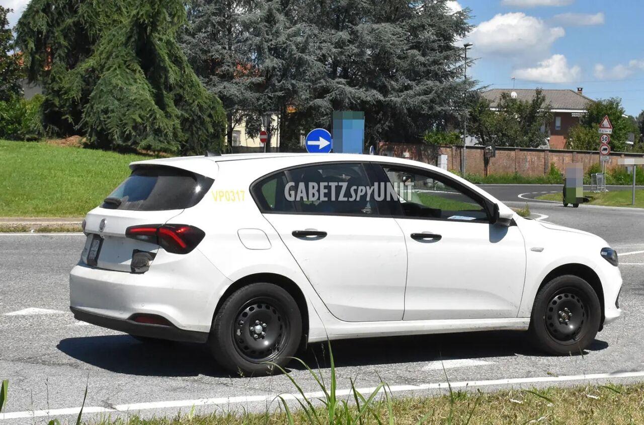 Fiat Tipo Hybrid