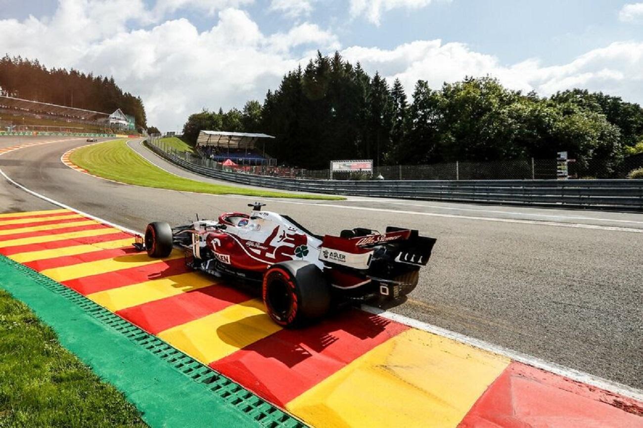 GP Belgio 2021: il venerdì dell'Alfa Romeo Racing
