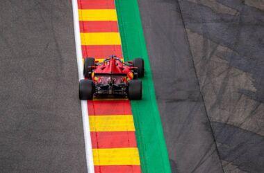 GP Belgio: il venerdì della Ferrari