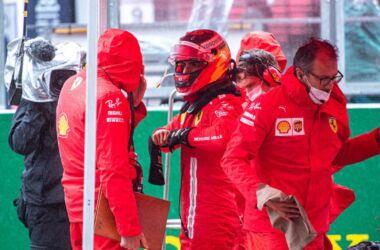 GP Belgio 2021: le interviste della domenica in Ferrari