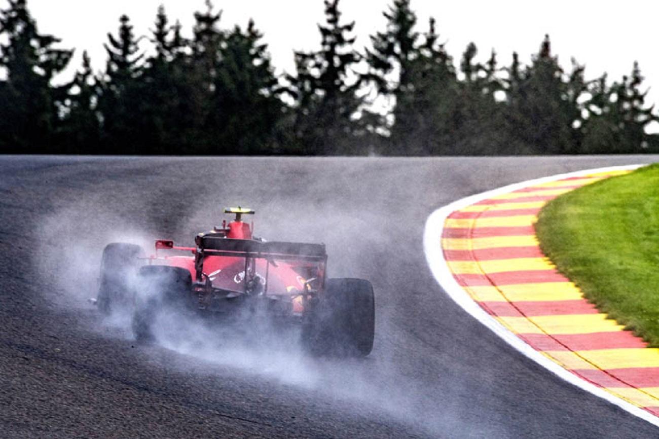 GP Belgio: il sabato della Ferrari