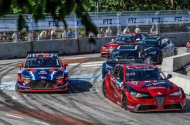 Pure ETCR: Phillip Eng e Luca Filippi vincono con la Giulia di Romeo Ferraris