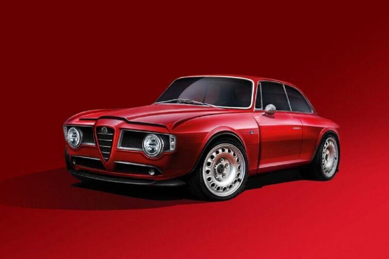 Alfa Romeo Giulia GT Veloce