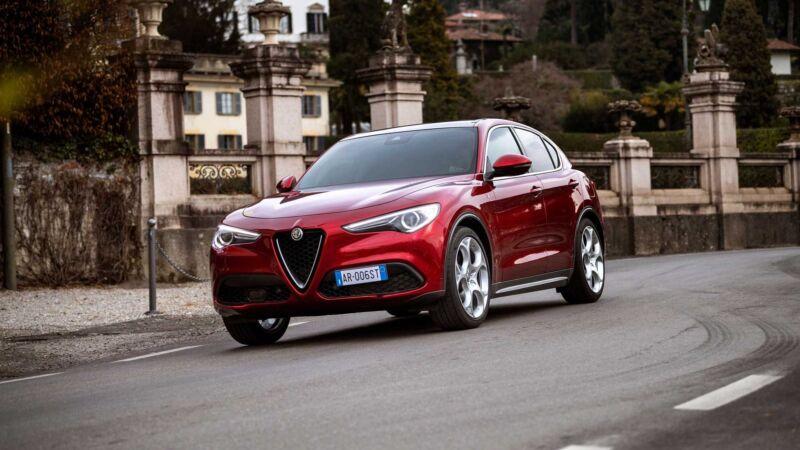 """Alfa Romeo Stelvio """"6C Villa d'Este"""""""