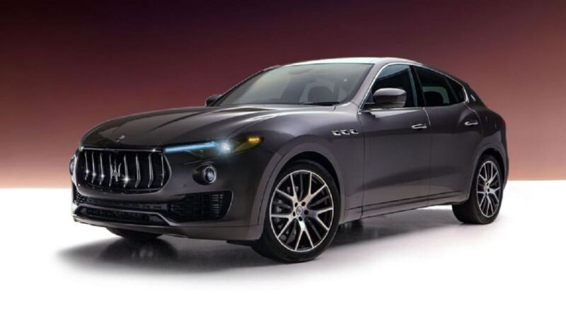 Maserati Levante Elite Edition