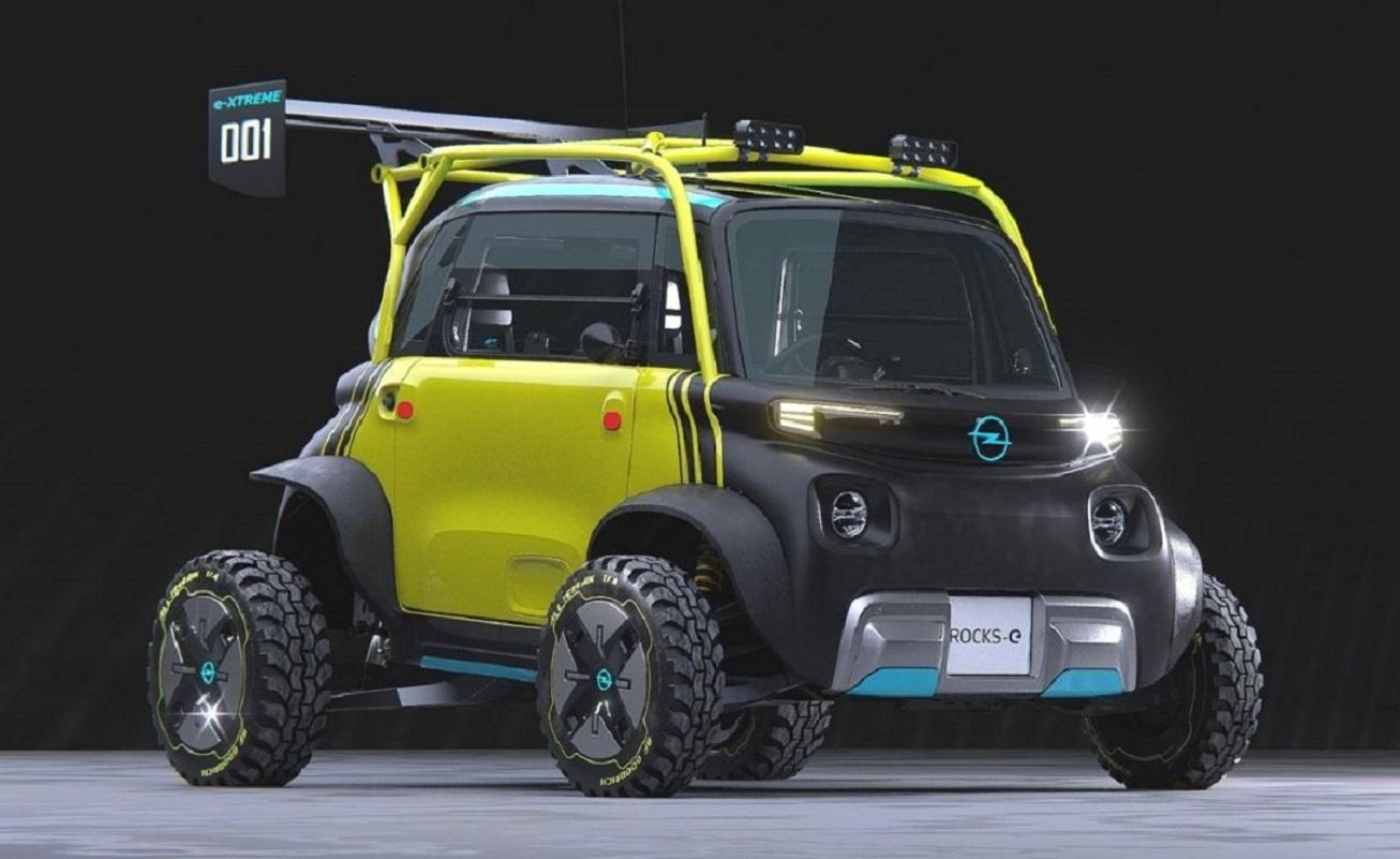 Opel Rocks E-xtreme