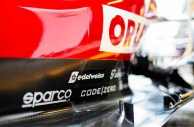 Alfa Romeo Racing: partnership con la compagnia aerea Edelweiss