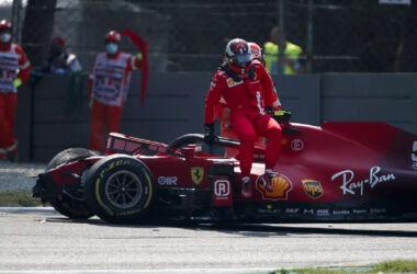 La FIA esaminerà l'allungamento della cintura di sicurezza nell'incidente di Sainz a Monza