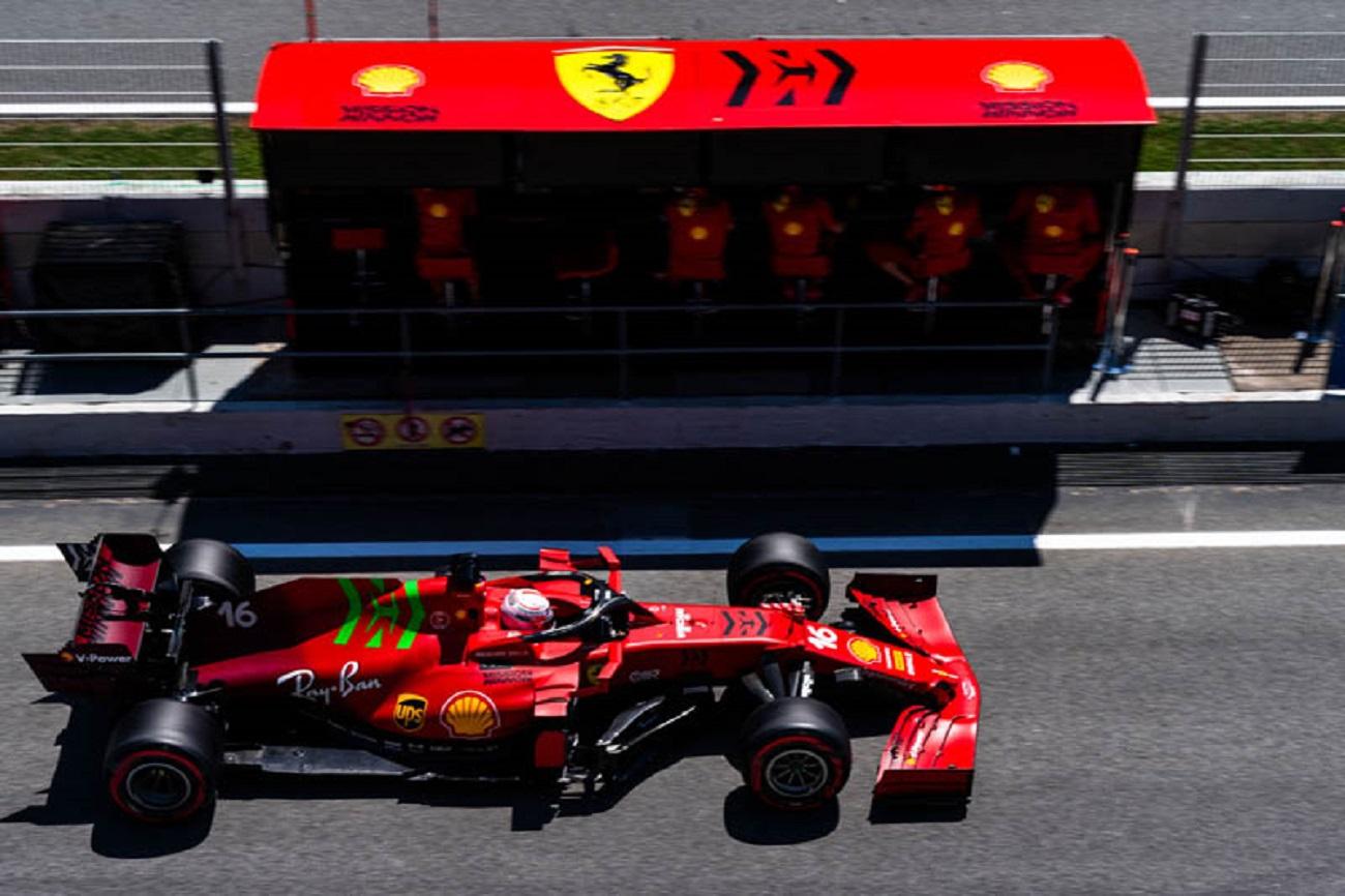 La Ferrari da F1 2022 è già in fase di costruzione