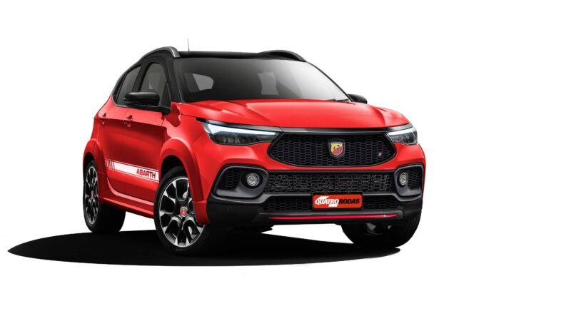 Fiat Pulse Abarth: con i suoi 185 cv sarà la sportiva del marchio più potente dopo la Marea Turbo