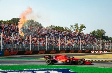 GP Italia: il sabato della Ferrari