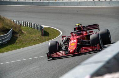 GP Olanda: il venerdì della Ferrari