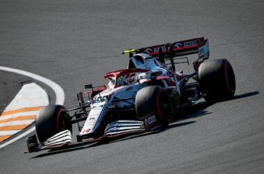 GP Olanda: la gara dell'Alfa Romeo Racing