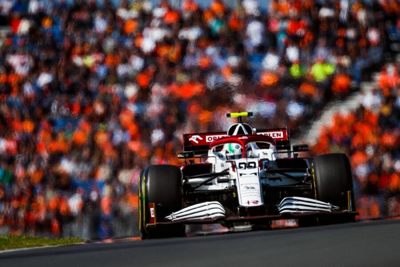 GP Olanda: le qualifiche dell'Alfa Romeo Racing