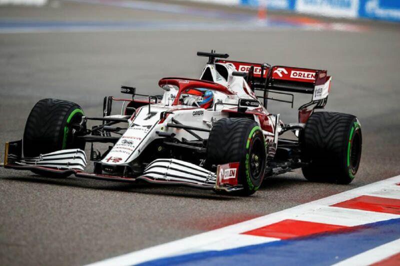 GP Russia: le qualifiche dell'Alfa Romeo Racing