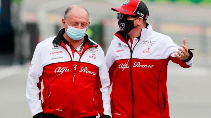 Alfa Romeo Racing lascia la porta aperta a Raikkonen come ruolo consultivo