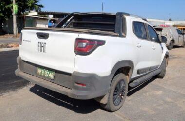 Fiat Strada Ranch 2022: nuovi avvistamenti con cambio CVT