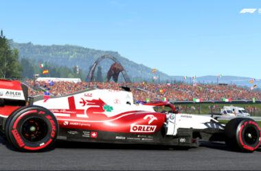 Alfa Romeo Racing ORLEN F1 Esports combatte per i punti nell'apertura della stagione