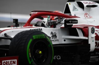 Alfa Romeo Racing frustrata dopo che Giovinazzi ha ignorato un ordine di scuderia