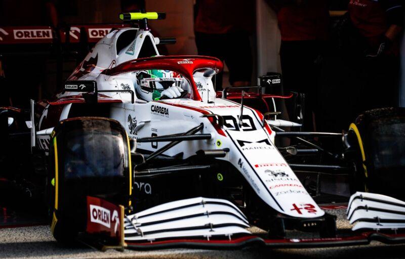 Antonio Giovinazzi non ha programmi al di fuori della Formula 1 per il 2022