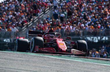 GP Stati Uniti: la gara della Ferrari