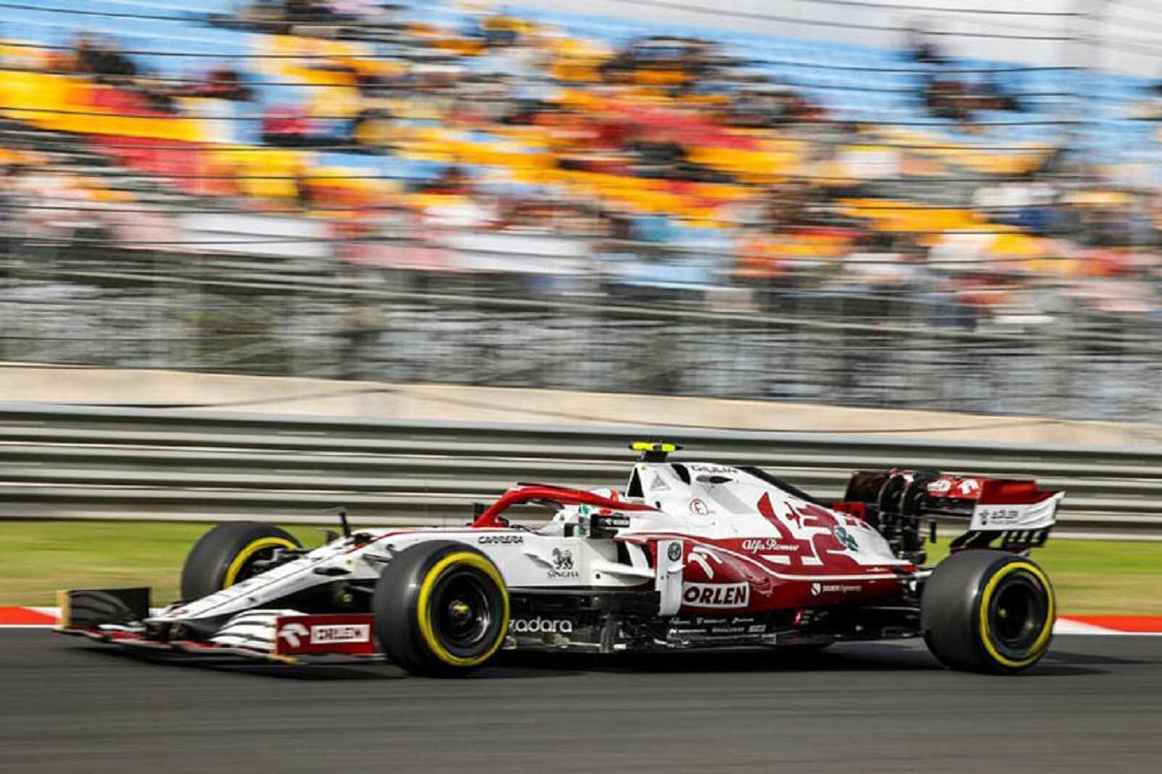 GP Turchia: il venerdì dell'Alfa Romeo Racing