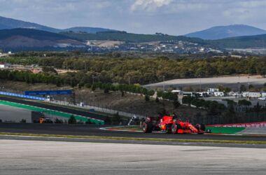 GP Turchia: il venerdì della Ferrari