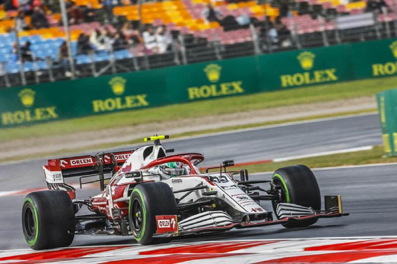 GP Turchia: le qualifiche dell'Alfa Romeo Racing