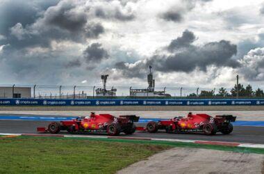 GP Turchia 2021: le qualifiche della Ferrari