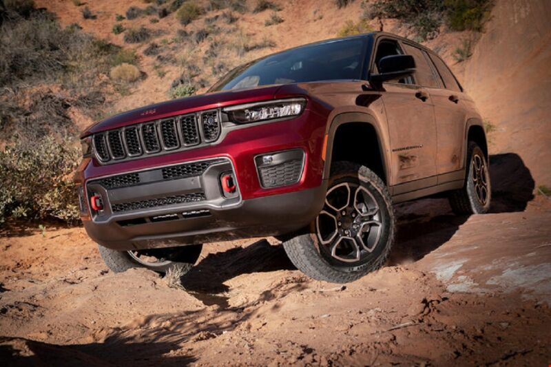 Jeep Grand Cherokee 2022: arriva il configuratore online