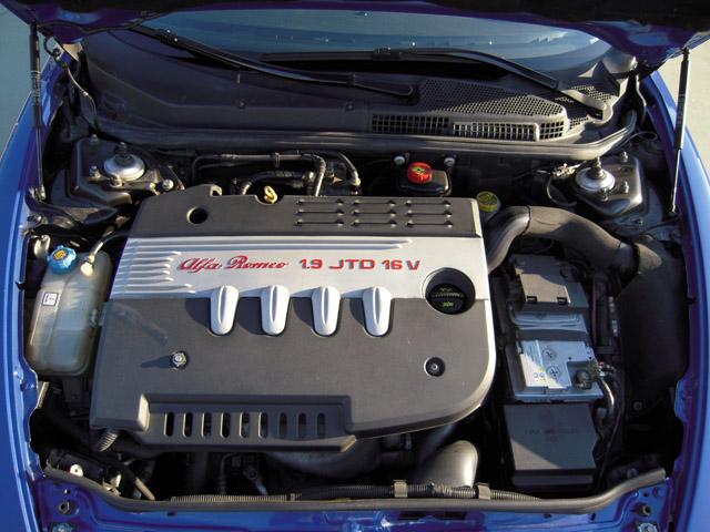 alfa 147 batteria che si